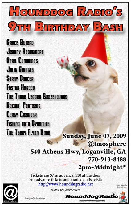 hounddogradiobirthdaybash